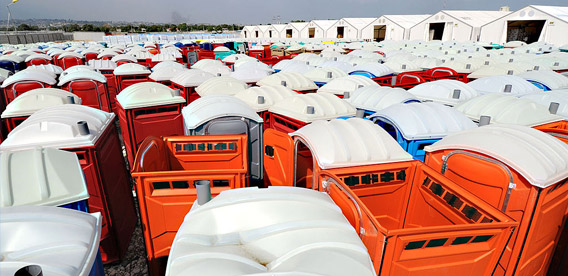 Champion Portable Toilets in Blue Ash,  OH